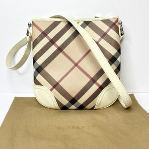 Authentic Burberry 'Dryden' Supernova Crossbody